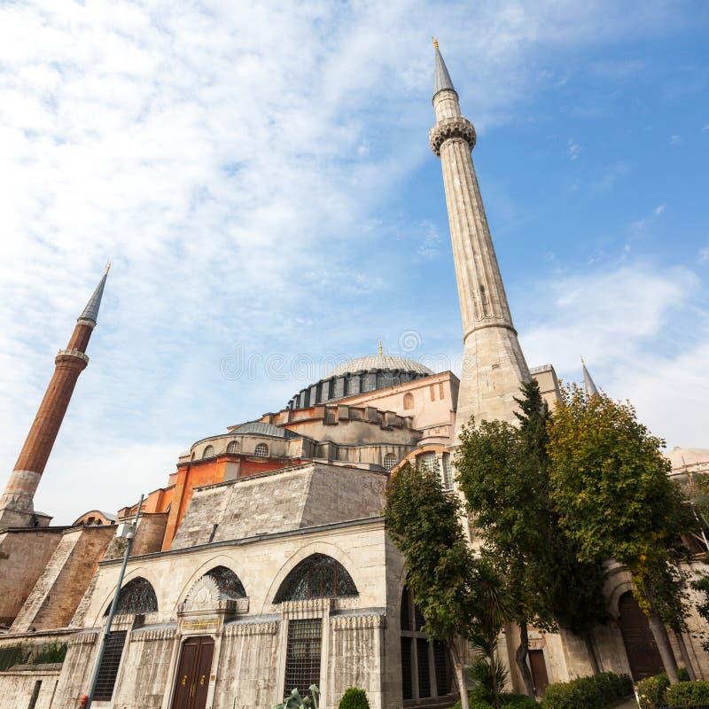 Hagia Sophia imagem de stock