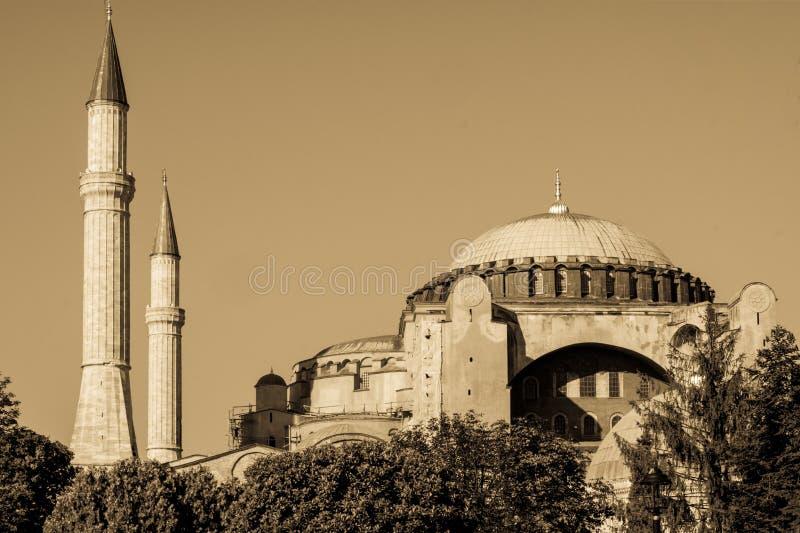 Hagia Sophia immagine stock libera da diritti