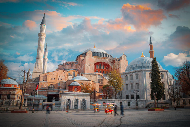Hagia Sophia photos stock