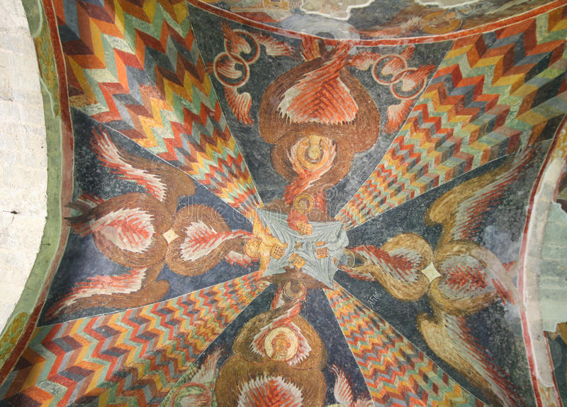 Hagia Sophia Church in Trabzon royalty free stock photography