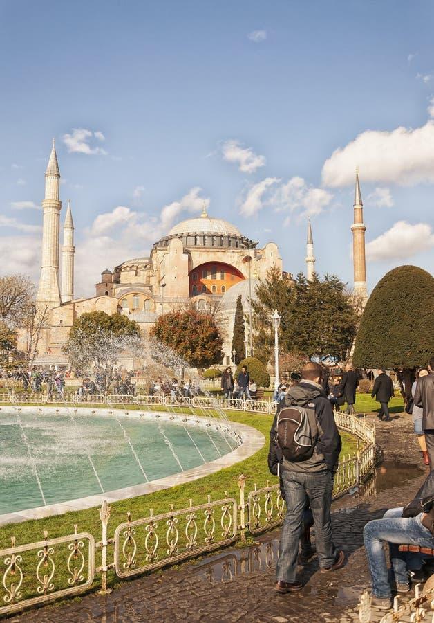 Hagia Sophia Editorial image libre de droits