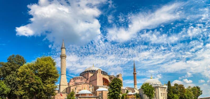 Hagia Sophia em Istambul, Turquia foto de stock