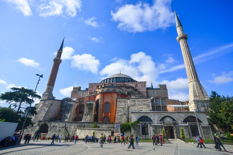 Hagia Sophia en Estambul, Turqu?a fotos de archivo