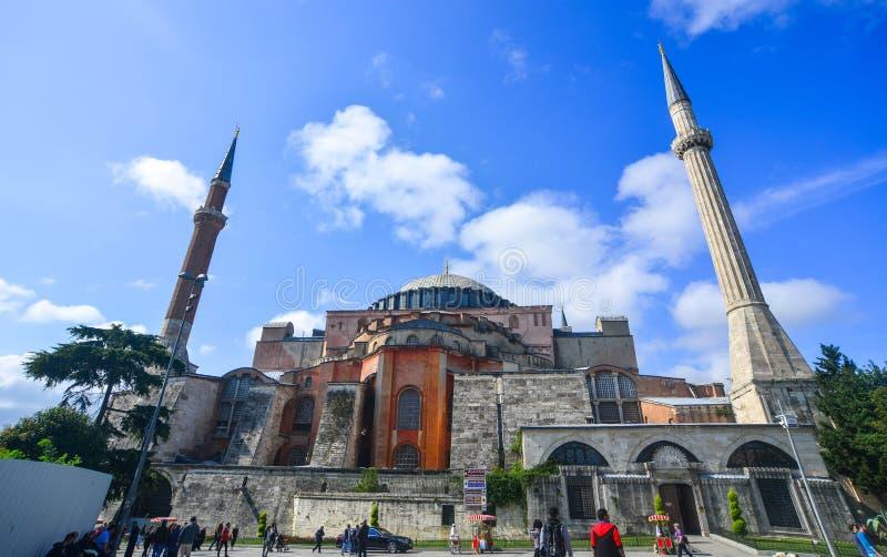 Hagia Sophia en Estambul, Turqu?a imagen de archivo