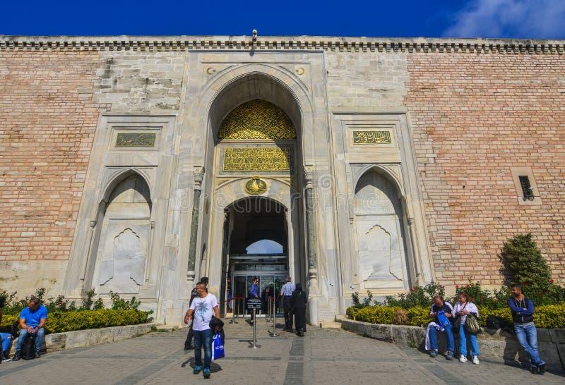 Hagia Sophia en Estambul, Turqu?a foto de archivo