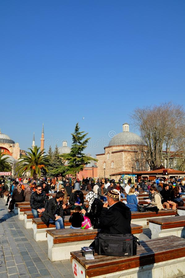 Download Hagia Sophia editorial stock image. Image of hagiasophia - 39512354
