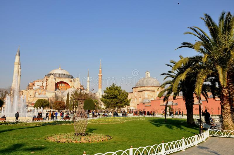 Download Hagia Sophia editorial image. Image of holy, architecture - 39512370