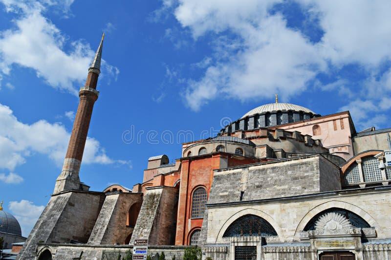 Hagia Sophia Istambul zdjęcia royalty free