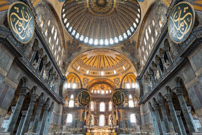 Hagia Sophia, Istambul imagem de stock