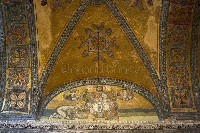 Hagia Sophia, Istambul, Turquia fotos de stock royalty free