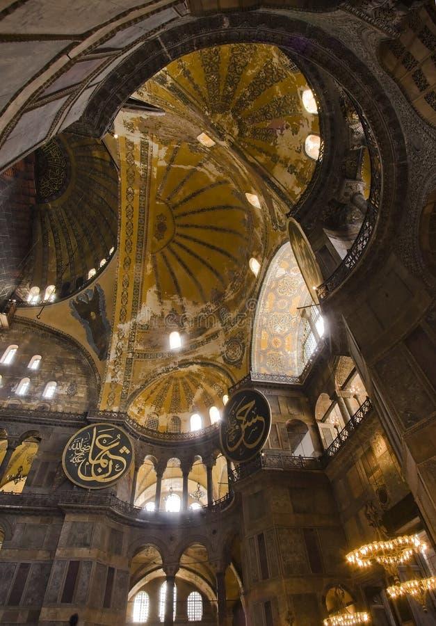 Hagia Sophia Istanboel royalty-vrije stock foto's