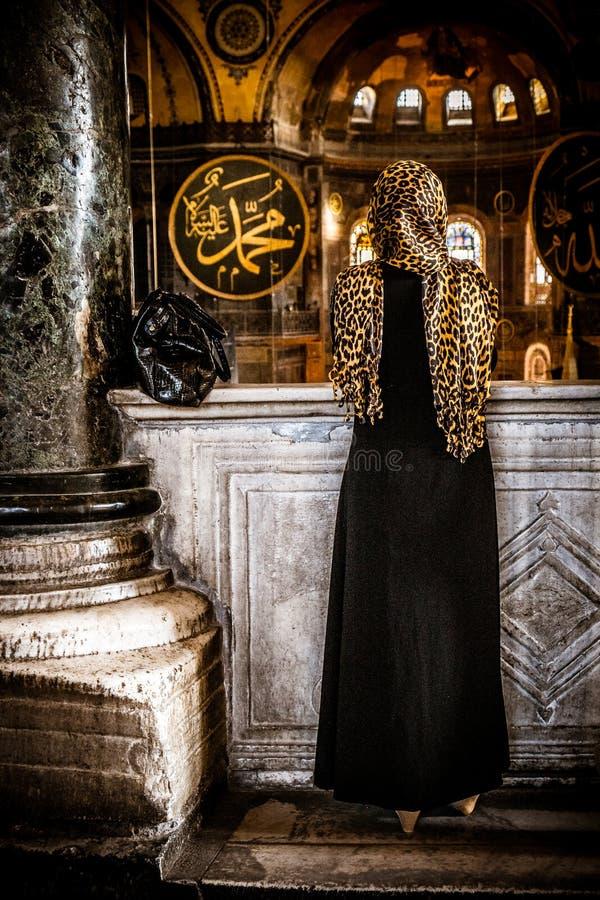 Hagia Sophia, Istanbuł zdjęcia stock
