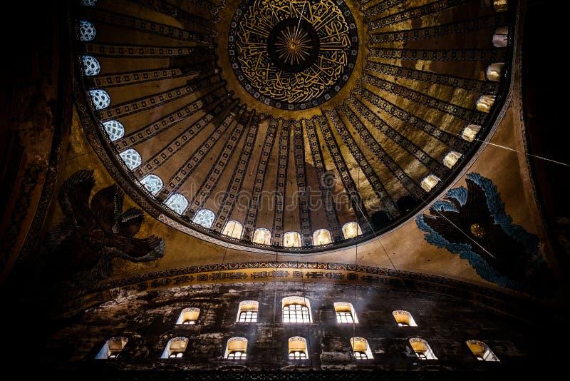 Hagia Sophia, Istanbuł zdjęcie royalty free