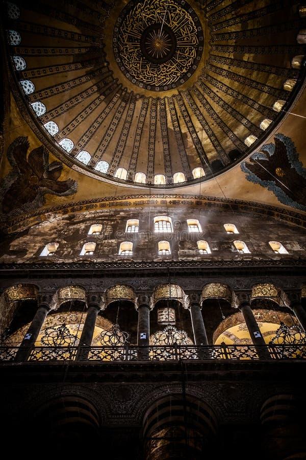 Hagia Sophia, Istanbuł obraz stock