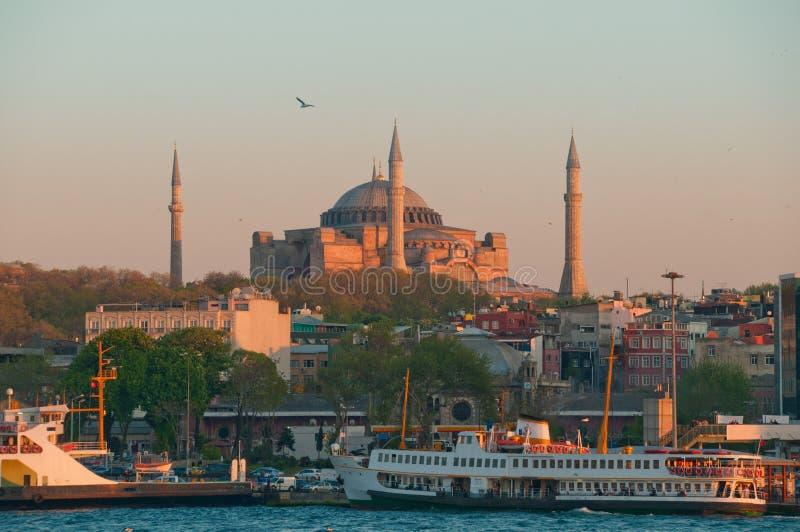 Hagia Sophia - Istanbul image libre de droits