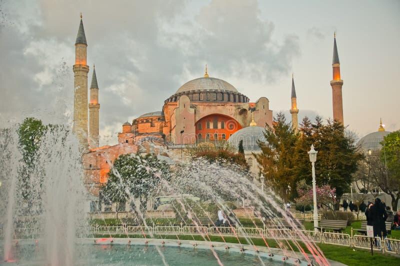 Hagia Sophia, Istanbul lizenzfreie stockfotografie