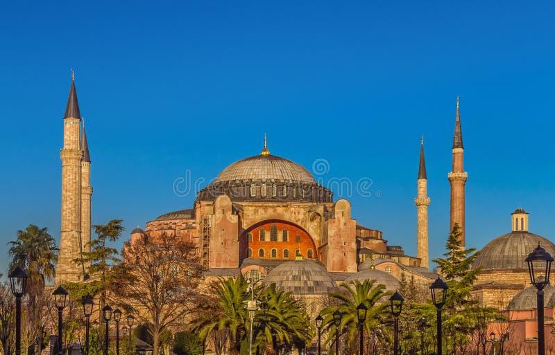 Hagia Sophia Istanbul stockfotos