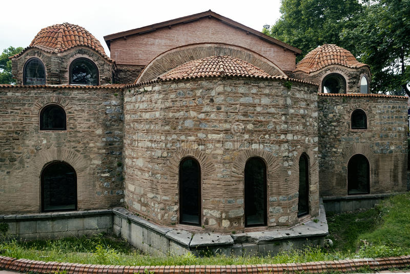 Hagia Sophia, Iznik royalty-vrije stock afbeeldingen