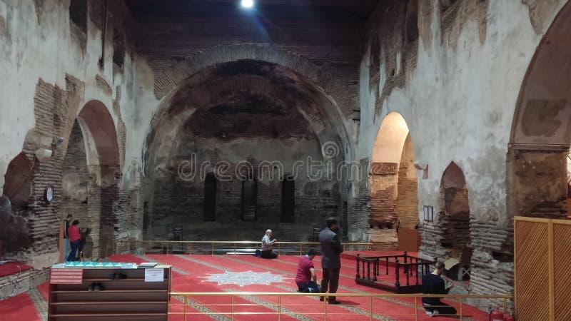 Hagia Sophia of Iznik , Turkey stock images