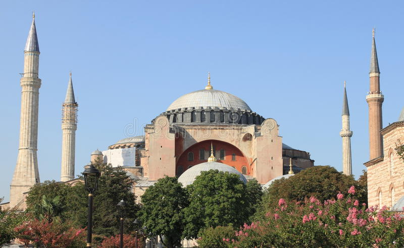 Hagia Sophia Mosque stock photos