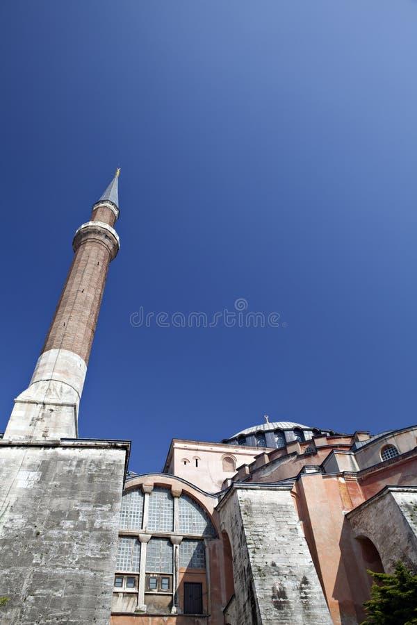 Hagia Sophia Museum, Istanbul, die Türkei stockfotos