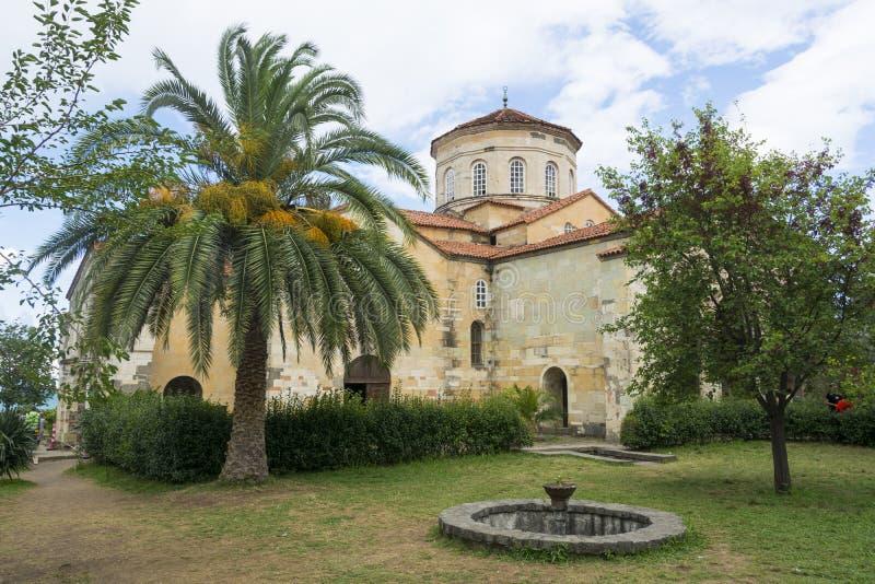 Hagia Sophia Museum Trabzon, north eastern turkey royalty free stock image