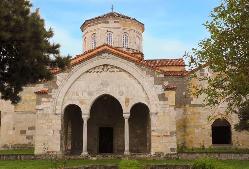 Hagia Sophia Museum Trabzon, north eastern turkey stock image