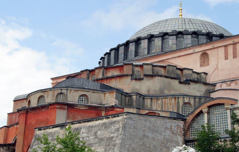 Hagiaen Sophia arkivbilder