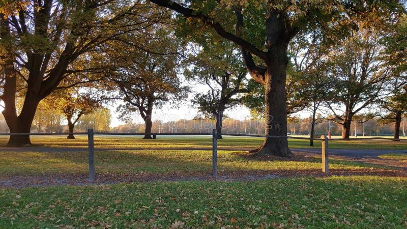 Hagley-Park lizenzfreie stockbilder