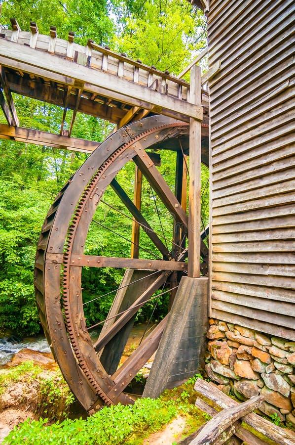 Hagood Mill Historic Site in South Carolina lizenzfreies stockbild