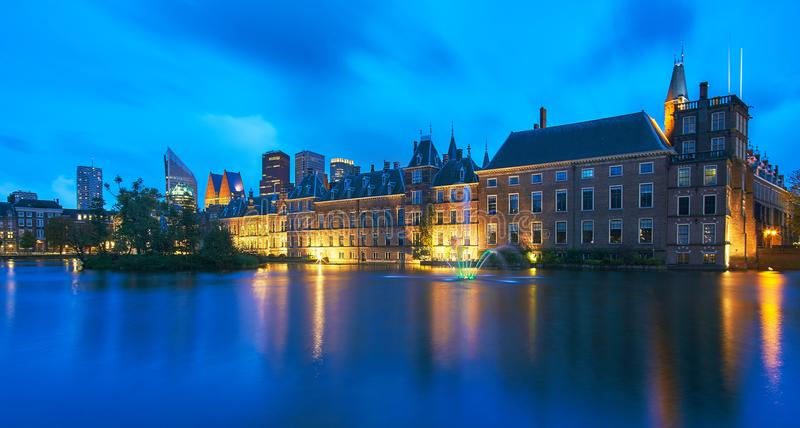 The Hague стоковые изображения rf