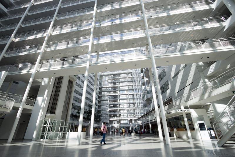 The Hague City Hall royalty free stock photo