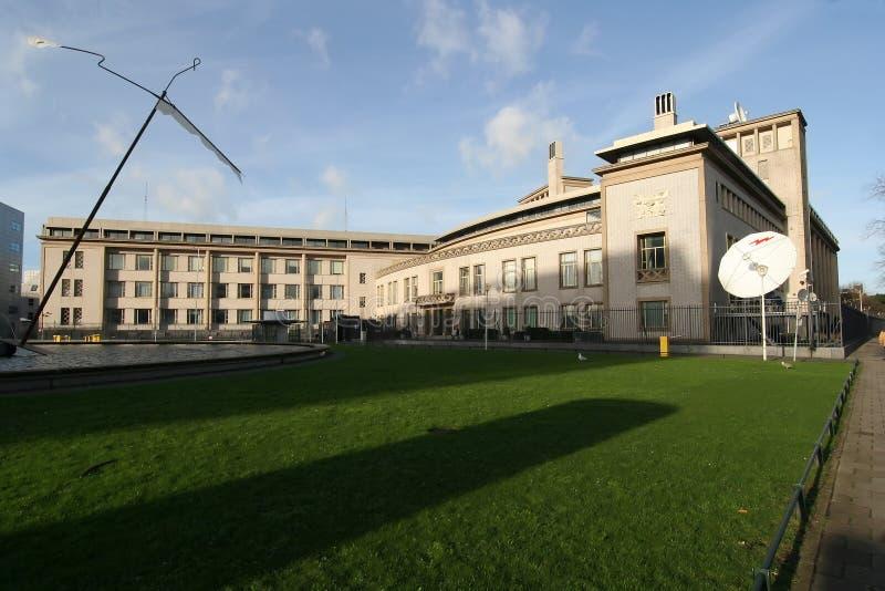 hague domstol yugoslavia arkivbild