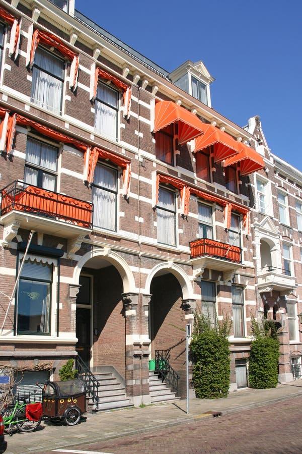 hague Holland obraz stock