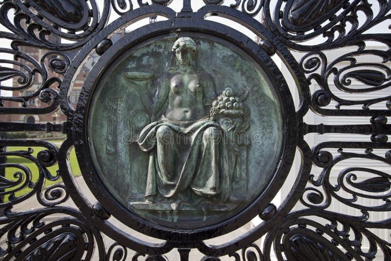 hague pałac pokój zdjęcia royalty free