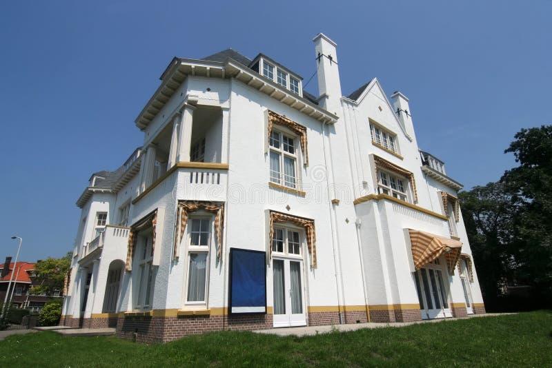 The Hague Villa royalty free stock photography