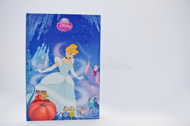 Hai Ukraina, Luty, - 28, 2017: Animowana Disney filmów kreskówka zdjęcia royalty free