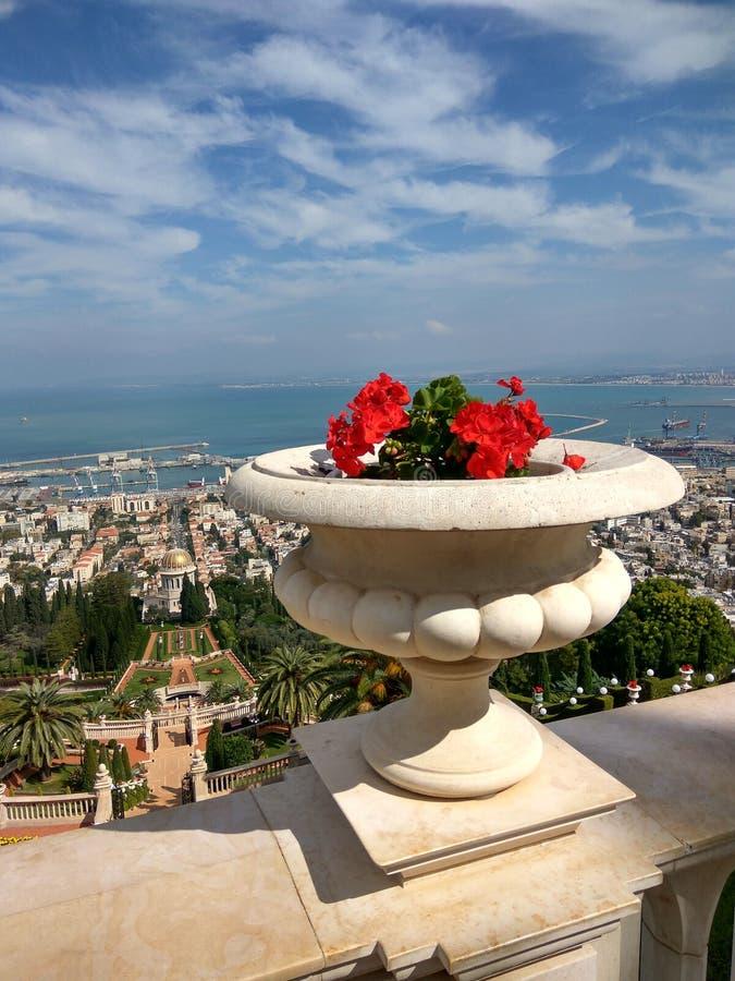 haifa arkivfoto