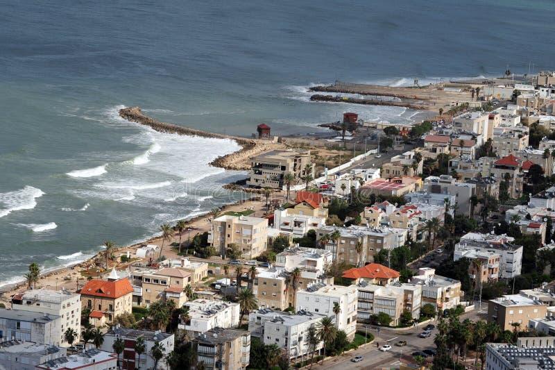Haifa foto de stock royalty free