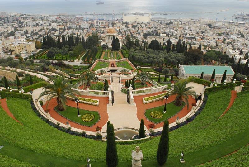 Download Haifa stock image. Image of slope, haifa, hillside, canaan - 4682445