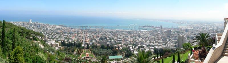 haifa zdjęcia stock