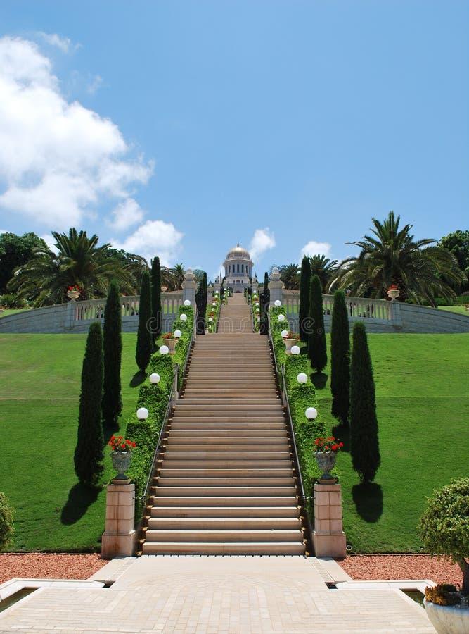 Download Haifa stock image. Image of beautiful, garden, tourist - 42327023