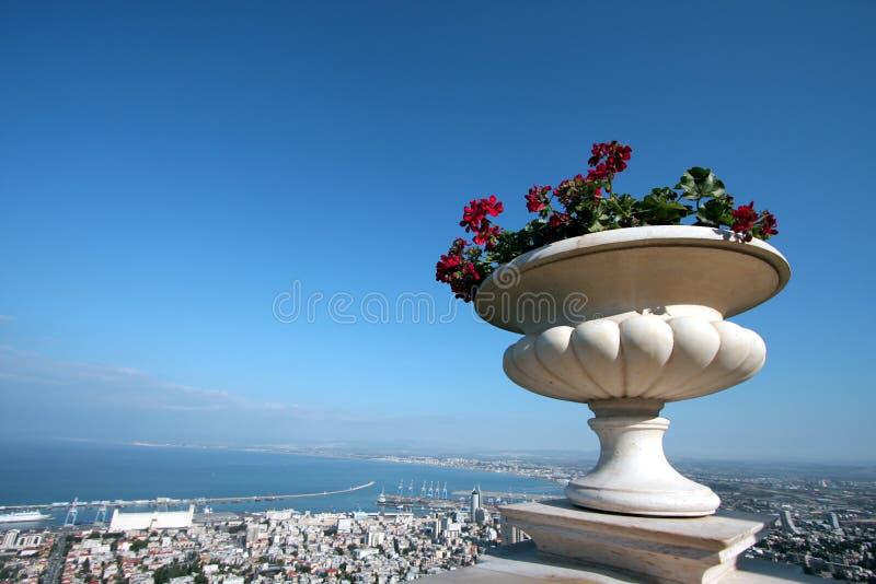 Download Haifa City Israel stock image. Image of tourism, city - 4727997