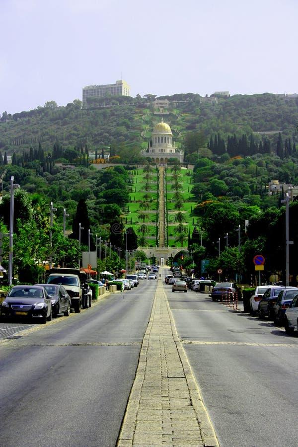 Haifa, Israel foto de archivo libre de regalías