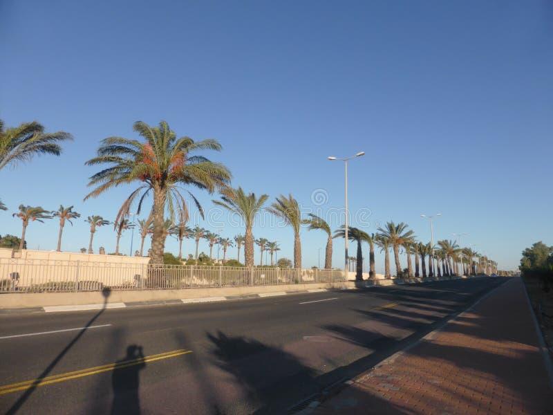 Haifa, Israel 2014 fotografía de archivo