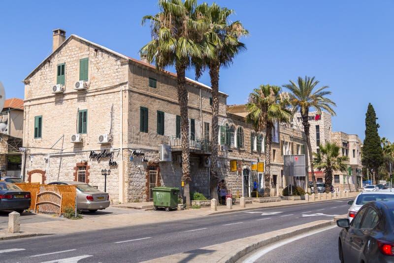 German Colony, Haifa stock images