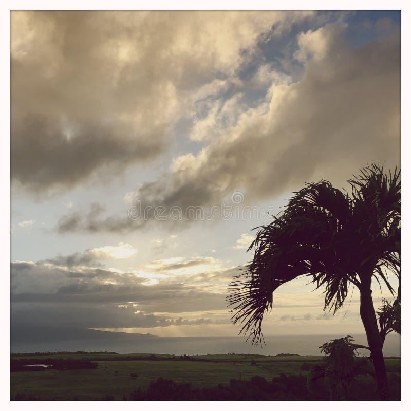 Haiku krajobraz zdjęcia stock
