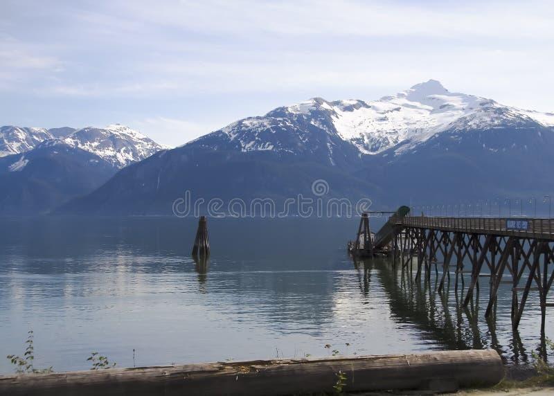 Haines Alaska photographie stock