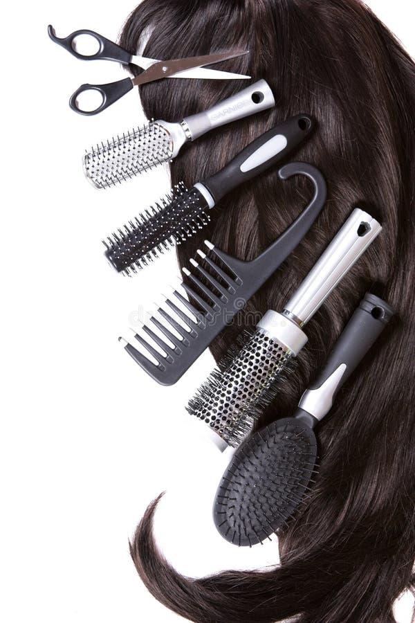 Hair royalty free stock photo