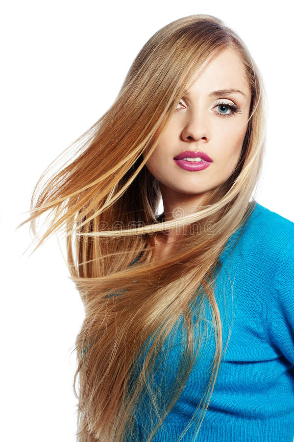 Download Hair beauty stock photo. Image of long, look, perfect - 27871322